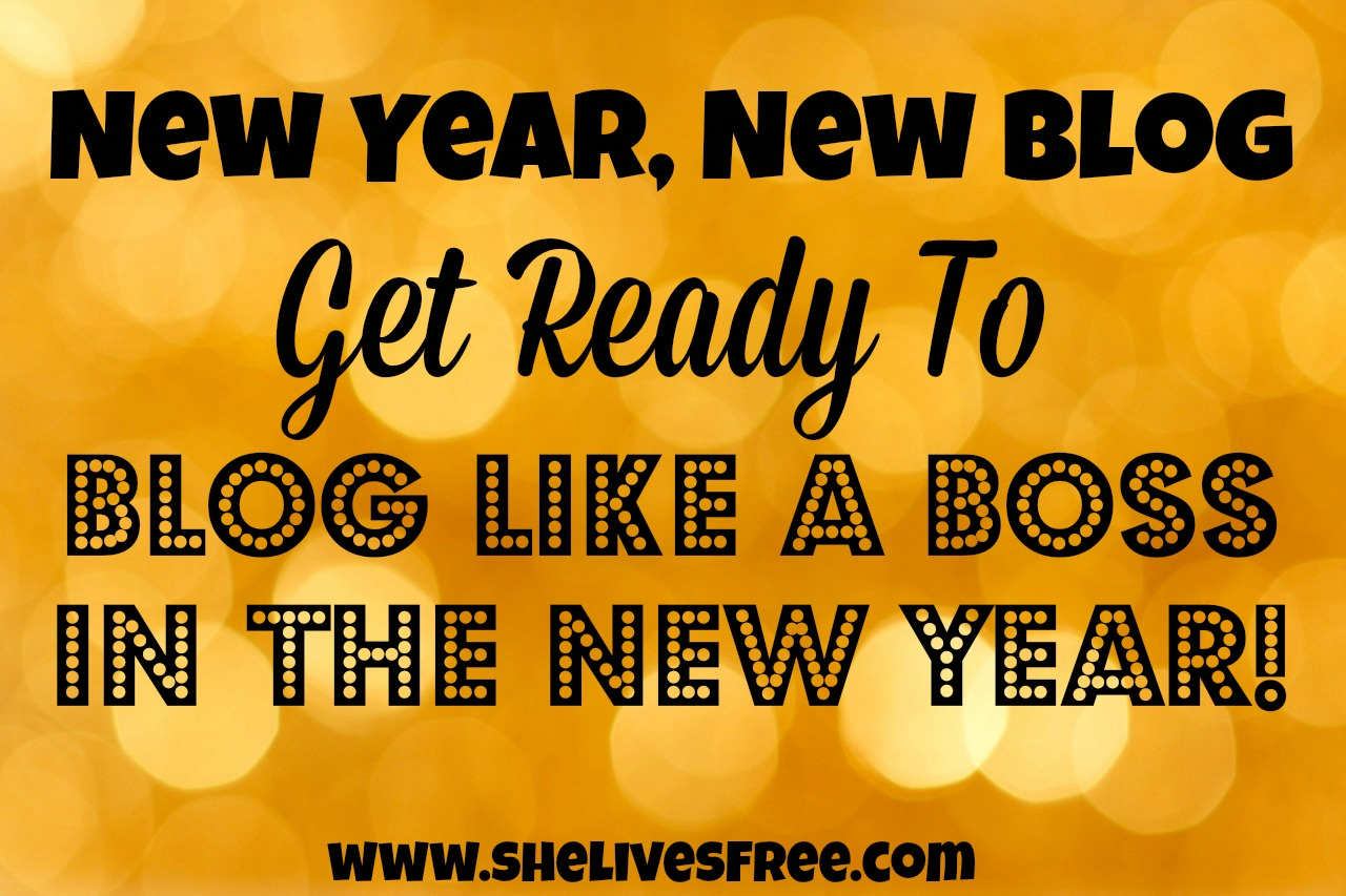 Great ideas to kick off your blog with a bang in the New Year! Whether you want to revamp your current blog or need practical tips to start a new blog, this post is your go-to resource full of actionable ideas to get you started!