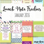 Free Printable Notes to Inspire a Fresh Start!