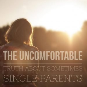 Reality of Single Parenting