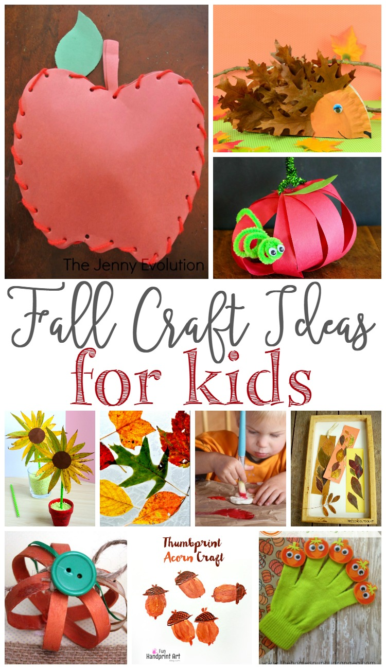 Fun Fall Craft Activity Ideas for Kids